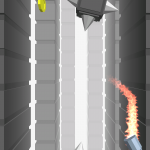 Jumpin' Junk fire trail Screenshot