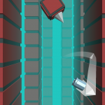 Jumpin' Junk trash can falling screenshot