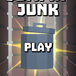 Jumpin' Junk title screen